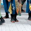 東京農業大学YOSAKOIソーラン部 大黒天:17日・こいや祭り@京橋駅前