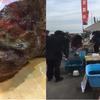【鮮魚】三浦海岸の市場で激安の地魚や大根を買いました