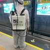 中国 深センの地下鉄では、