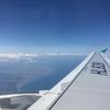 静岡空港からエアソウルで韓国仁川空港に行ってきた