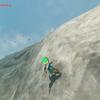 ゼルダの伝説BotWは山登りゲームだ!!