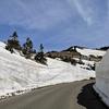 志賀草津高原ルート、雪の回廊ドライブ