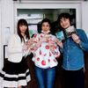 4月29日のゲストは小中理恵ちゃんと野村亮太くんでした~