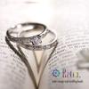 美しき西洋彫刻の指輪『Retro/レトロ』は高松の人気エンゲージリング,結婚指輪