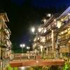 千と千尋の神隠しの舞台!山形県尾花沢市の銀山温泉。