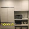 調理道具の収納  -  無印良品PP整理ボックスを使って
