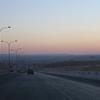 シンプルと美しさ@ヨルダンの高速