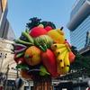 バンコクアートビエンナーレ2018:セントラルエンバシーの「Fruit Tree」by Choi Jeong Hwa