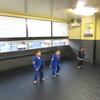 土曜日幼児柔術クラス、小学生柔術クラス、一般柔術クラス。