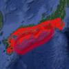 南海トラフ想定震源域で観測されるスロースリップ現象が周期を縮めている可能性がある!?
