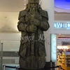 オークランド空港のドワーフ