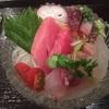 ジャカルタ・アヤナホテルの日本食料理 本膳 でコース料理を食す。