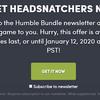 相手の頭を奪い取る4人対戦ゲーム「Headsnatchers」がHumbleストアで無料配布中。要Steam登録