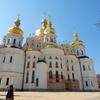 キエフ観光最終日、ペチェルーシク大修道院