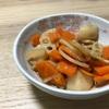 里芋の煮っ転がしを作りました。子供にも好評!