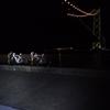 夜のトレーニング第三夜 神戸駅~明石大橋 往復36km