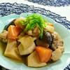 高野豆腐入り筑前煮
