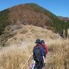 観音峰 紅葉を楽しむ周回ルートを歩く その3