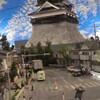 熊本市現代美術館「熊本城×特撮美術天守再現プロジェクト展」