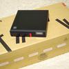 LenovoのスリムPC「ThinkCentre M75q-1 Tiny」が「Core i7」並に高性能なのに鬼コスパ(激安)でヤバイ件。