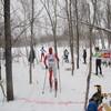 スキーオリ北海道選手権兼世界学生選手権日本代表選考会1日目
