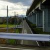 2017年9月18日(月)台風タリム 風の吹き返し 玉造水門 ライド Part 4/4