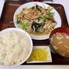 渋谷区道玄坂の「兆楽 道玄坂店」でレバニラ炒め定食