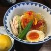 【今週のラーメン2899】 GANCON NOODLE (東京・駒込) フレッシュレモンの冷やし中華 + プレミアムモルツ小