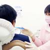 定期検診で歯のクリーニングを