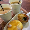 ●浦和美園「CAFE BRICCO」のマフィン