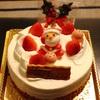 ケーキ屋さんにいく 『Ile Livre』 ~朝一番からクリスマスケーキをGETです~