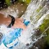 小諸は硬水!?「弁天の水」へ希少な軟水を汲みに。