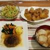 2016/11/01の夕食