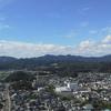 8月7日のブログ「久しぶりに安桜山展望台へ、読みかけの本を読み進め」