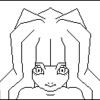 HyperCardスタック「人形」(1996年)紹介