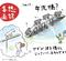 新川鼻の放牧用水池(仮称)(沖縄県与那国島)
