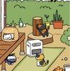 ねこあつめでレア猫さんと遭遇