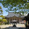 釈迦堂のある孝勝寺。