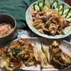 季節の天ぷら  味のおすすめは「京の黒七味」
