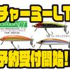 【ガウラクラフト】発泡素材のミノー「チャーミーLT」通販予約受付開始!