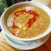 すっぱ辛さに満足。満正苑の酸辣湯麺@鹿児島市与次郎