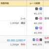 2017.12.29小倉⑩A級決勝 万車券的中 2,800円⇒40,370円