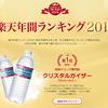 楽天市場で売れた商品はクリスタルガイザー!楽天年間ランキング2019が発表!