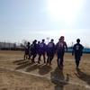 1/21 U-18 前期リーグ 第1節 高津高校戦
