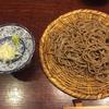丹想庵 健次郎で懐石と蕎麦(浅草)