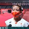 奥原希望インタビュー動画映像!東京オリンピックバドミントン女子シングルス準々決勝敗退!