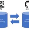 Git & Git Hub (5) リモート側と連携する