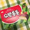 スイカのチョコパイが韓国からカルディにもやってきた♪