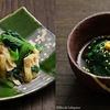 【基本のお料理】小松菜と油揚げのおひたし・ほうれん草のおひたしのレシピ・作り方【簡単】