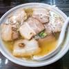 中華そば橙@喜多方 しお肉